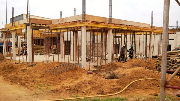 ASI UKPO ONCOLOGY CENTRE CONSTRUCTION